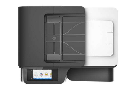 HP PageWide Pro 477dw-top