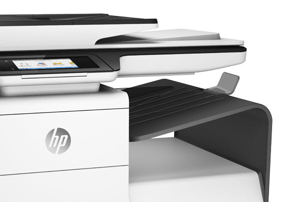 HP PageWide Pro 477dw-tray1