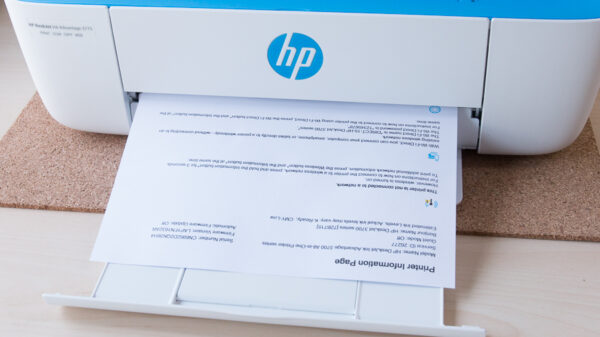 HP deskJet ink advantage 3775 AIO 13