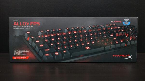 Hyper X Gaming Keyboard 1