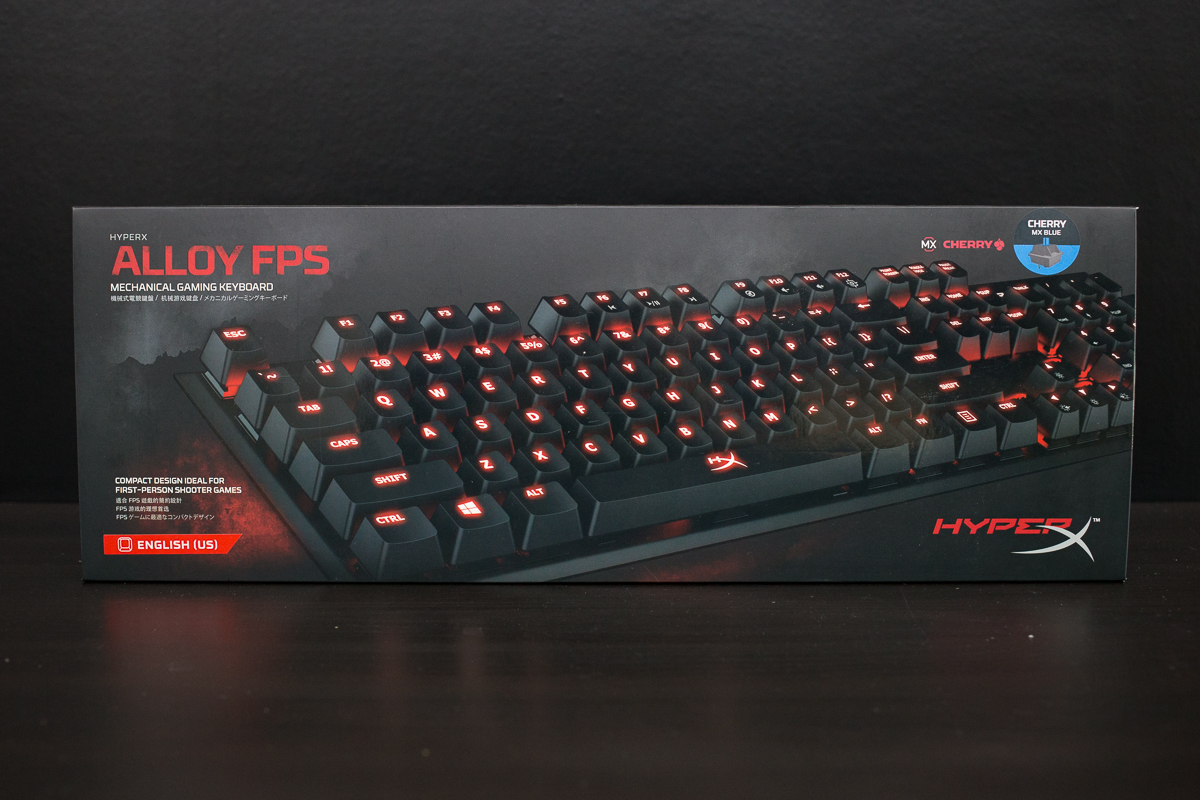 Hyper X Gaming Keyboard -1