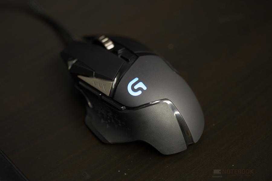 Logitec G502-21