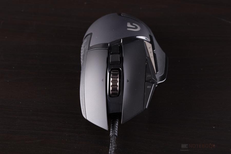 Logitec G502-5