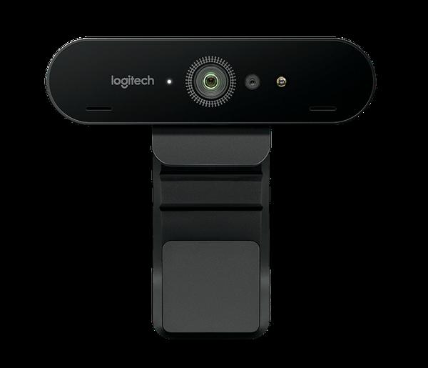 Logitech Brio 4K Pro Webcam 600 01