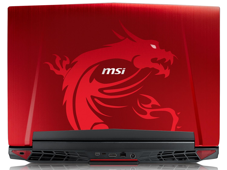 MSI GT72VR Dragon Edition 600 07