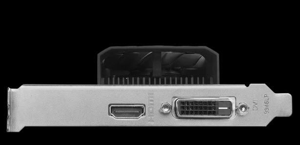 MSI RX 460 2GT LP-2