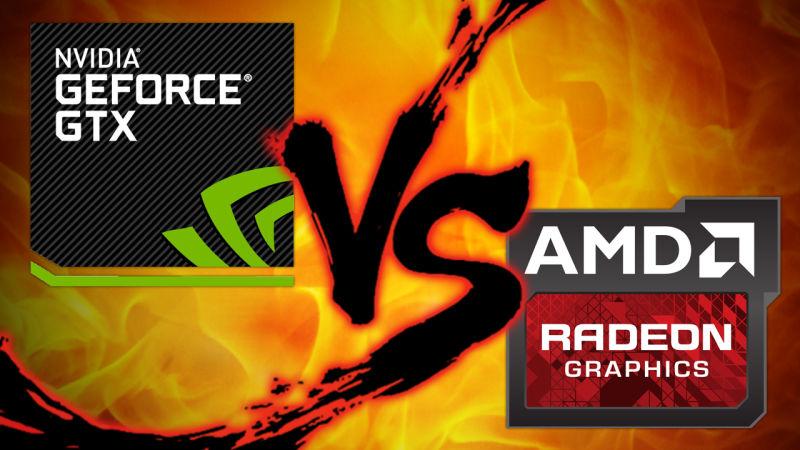 NVIDIA VS AMD 600 01