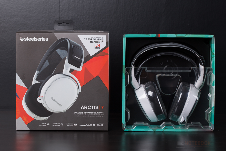 Steel Series ARCTIS 7-9