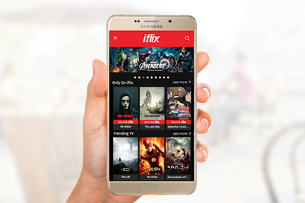 iflix key visuals