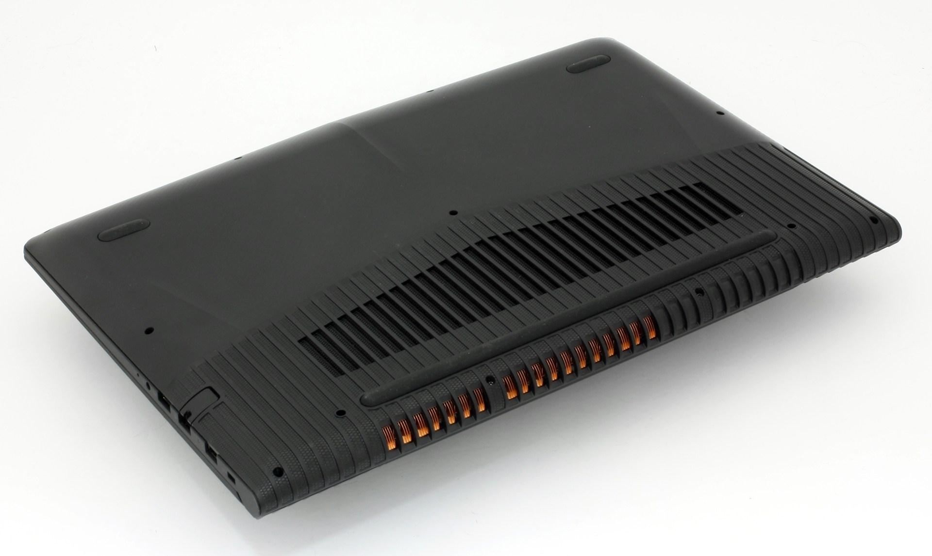 review Lenovo Legion Y520 (GTX 1050 Ti) 600 14