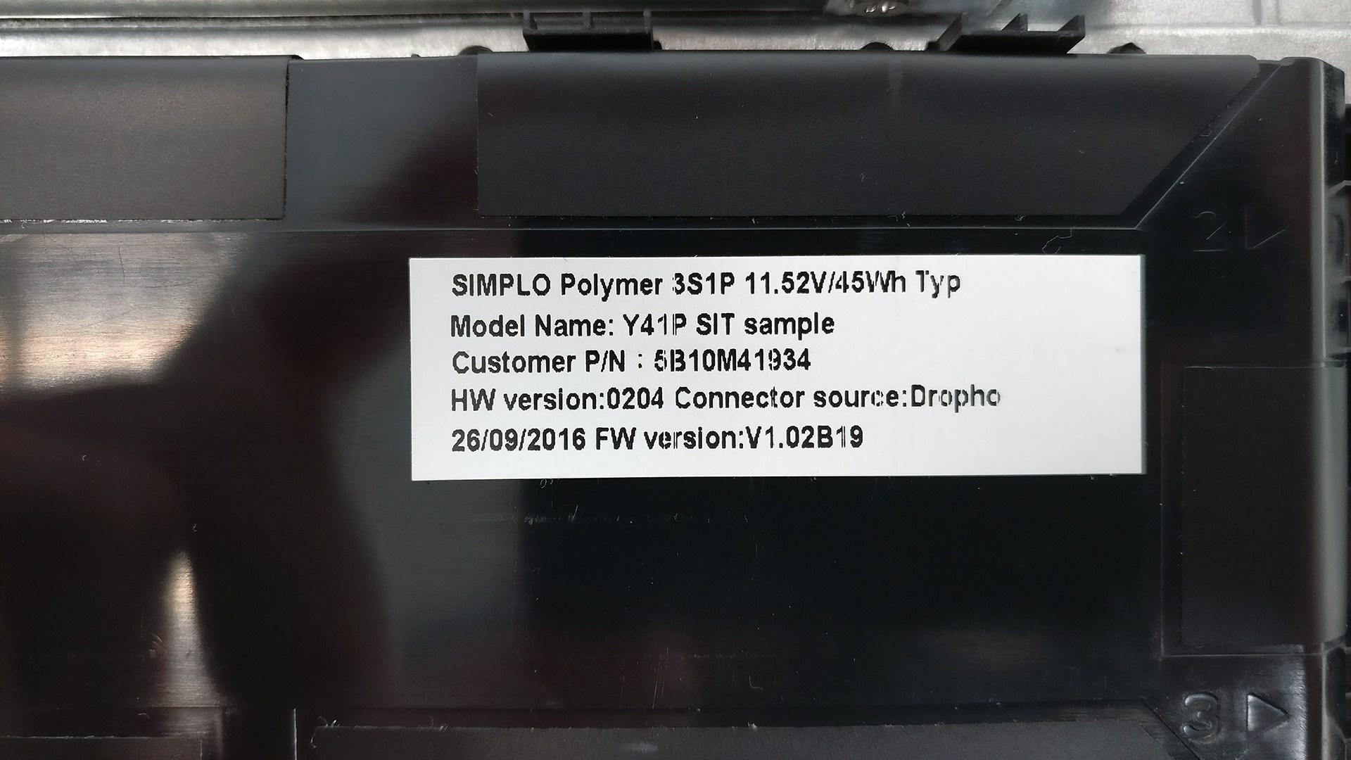 review Lenovo Legion Y520 (GTX 1050 Ti) 600 24