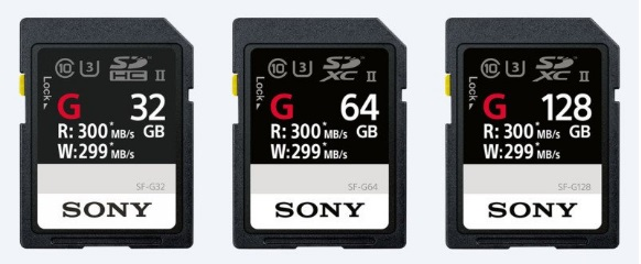 sony new SF-G series 600 02