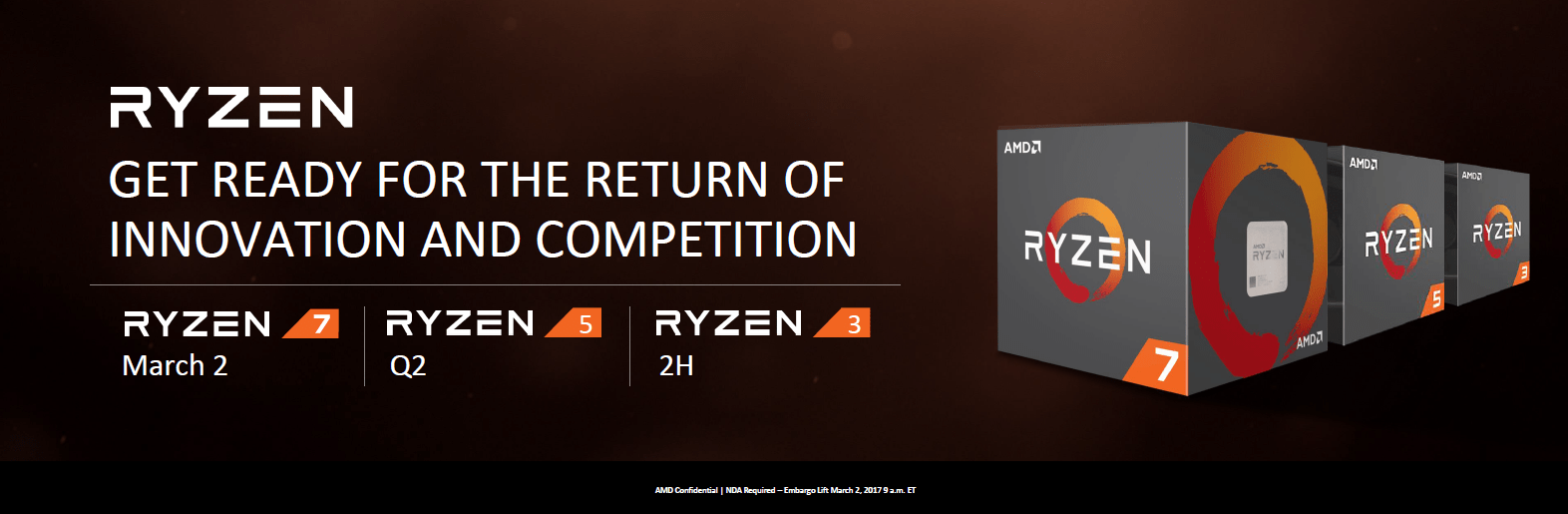 AMD-Ryzen-5-and-Ryzen-3-Series-Launching-In-2-H2-2017