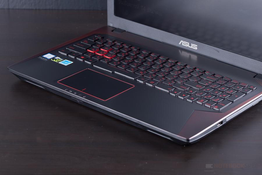 ASUS FX553V-15