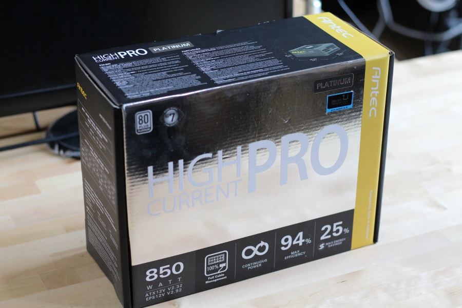 Antec High Current Pro 850W (1)