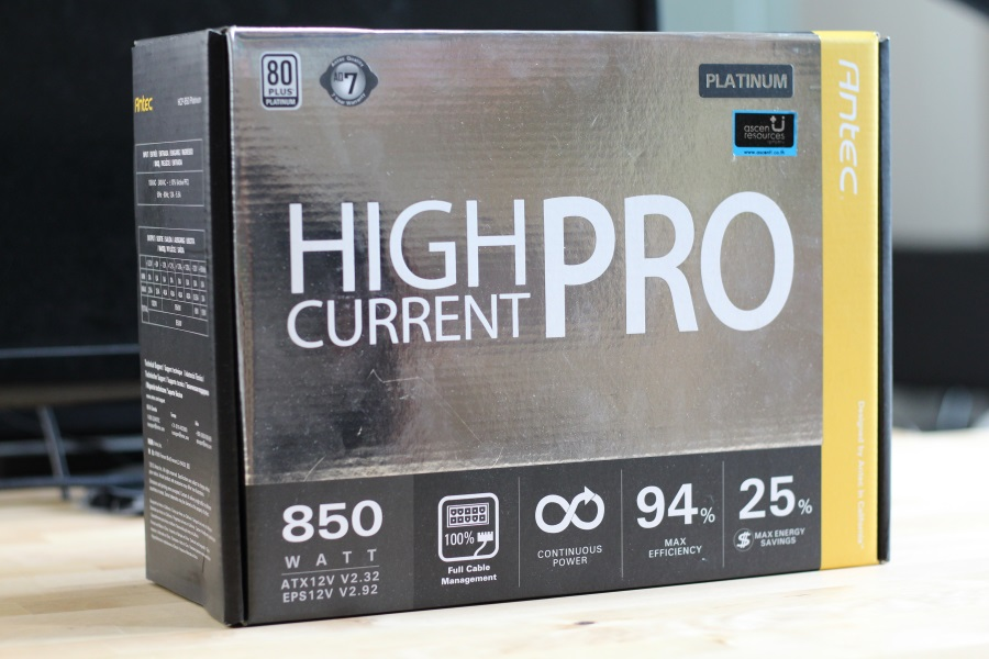 Antec High Current Pro 850W (2)