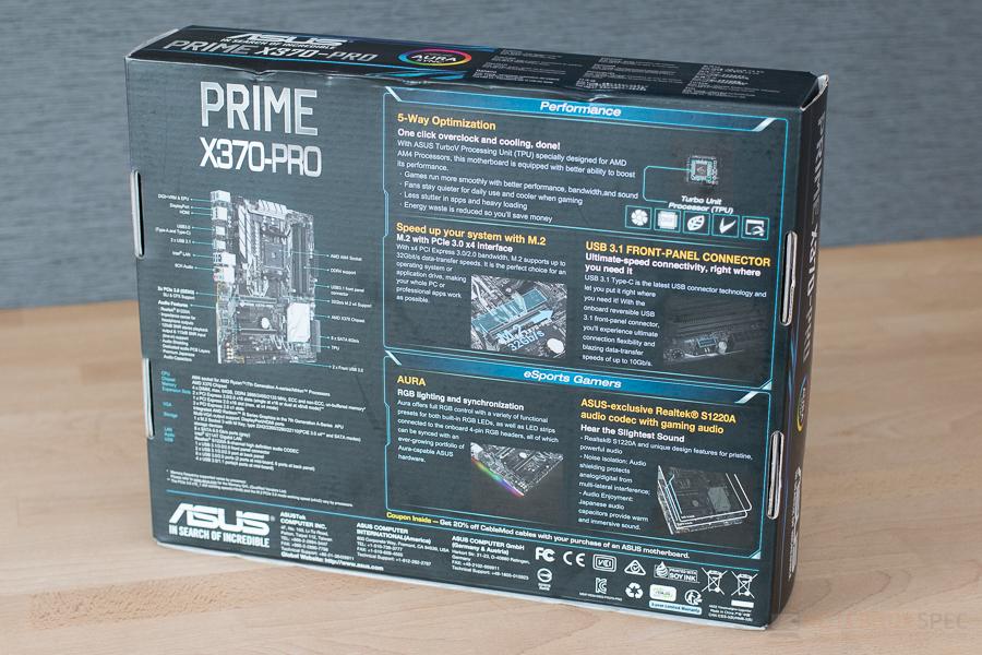Asus Prime X370-Pro-2