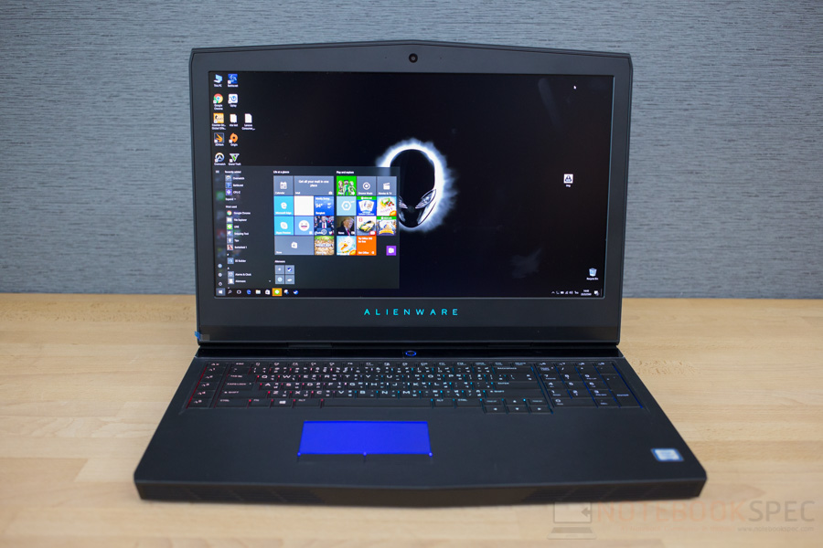 Dell Alienware 17 R4 Review-19