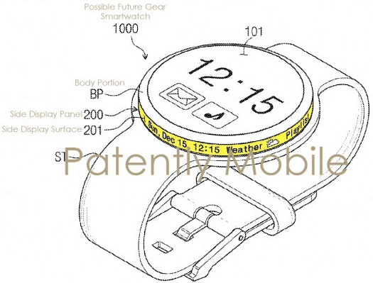 Future_Gear_smartwatch_with_rotary_dial_display_patent 600