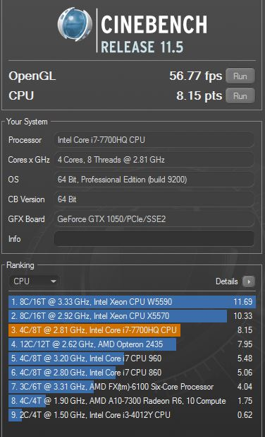 GP72-7RD-cinebench