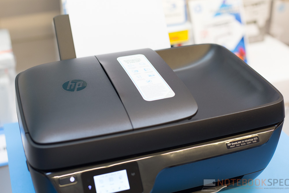 HP Deskjet Advantage 3835-3