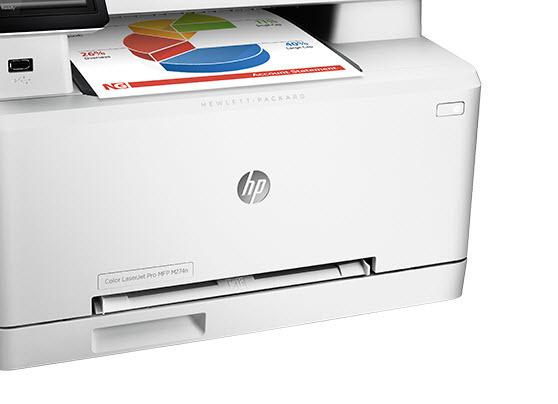 HP LaserJet Color Pro MFP M274n-5
