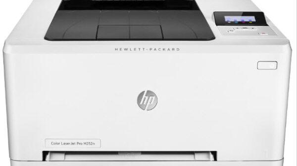 HP LaserJet Pro 200 Color M252n 1