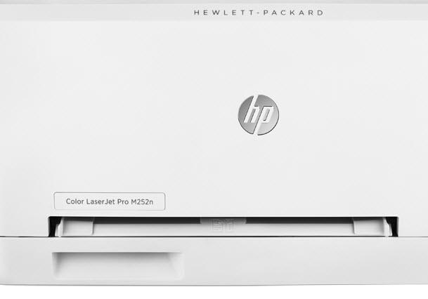 HP LaserJet Pro 200 Color M252n-3