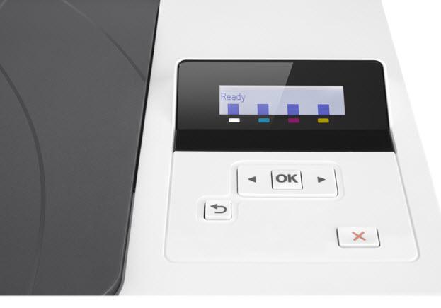 HP LaserJet Pro 200 Color M252n-9