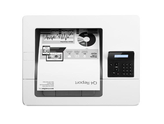 HP Laserjet Pro M501dn-10