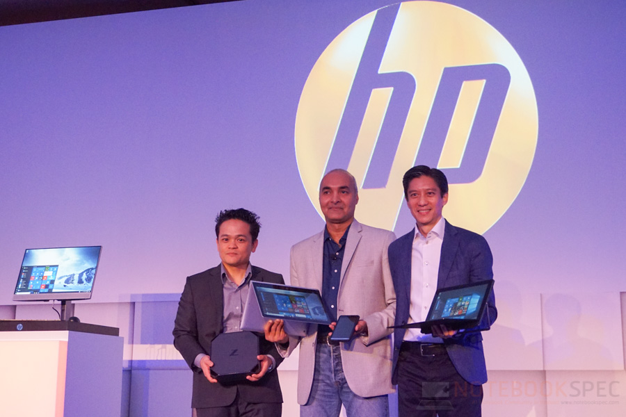 HP The Office of The Future 2017 - NBS-2