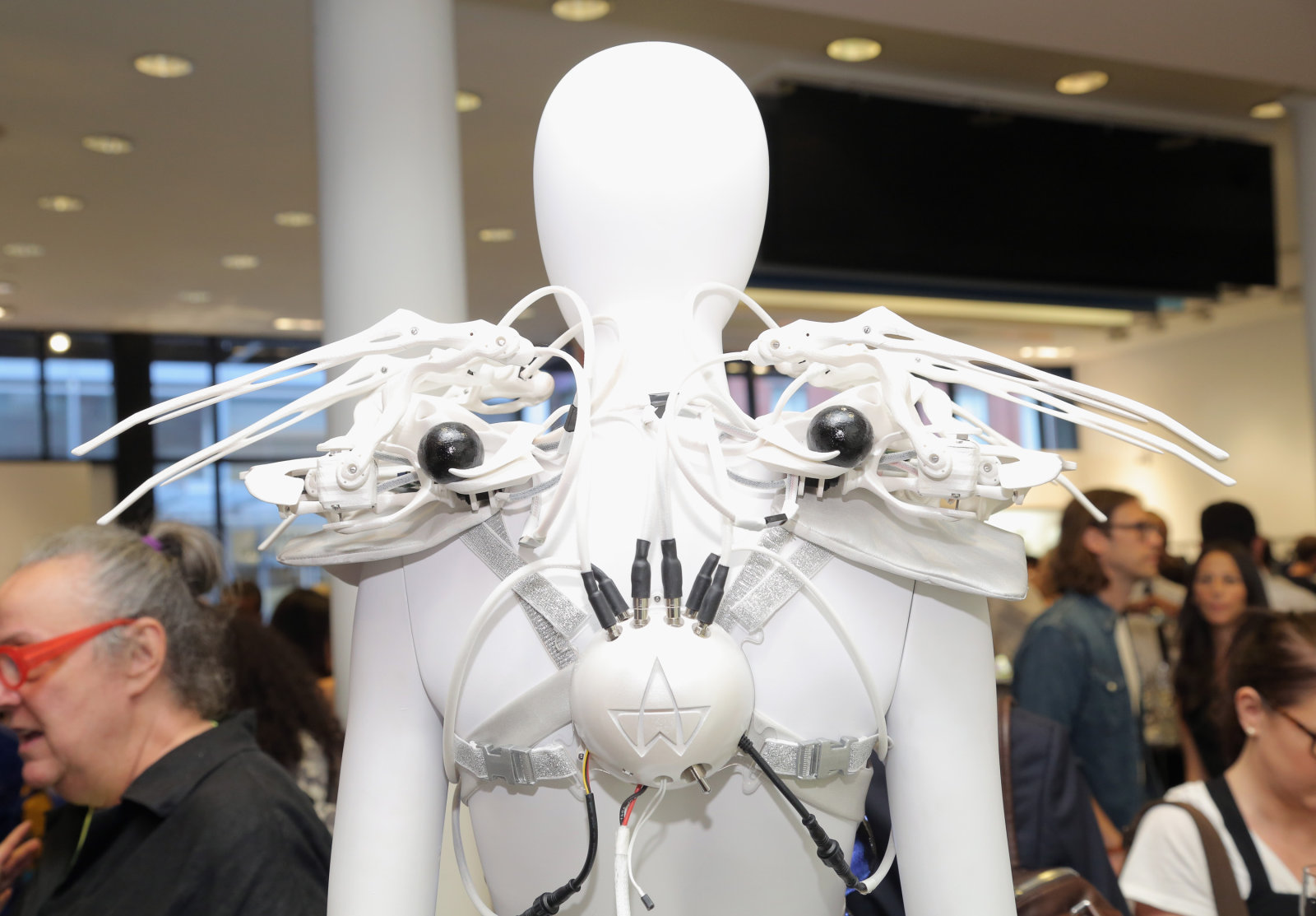 Intel wants to be a tech enabler for the fashion industry 600 01