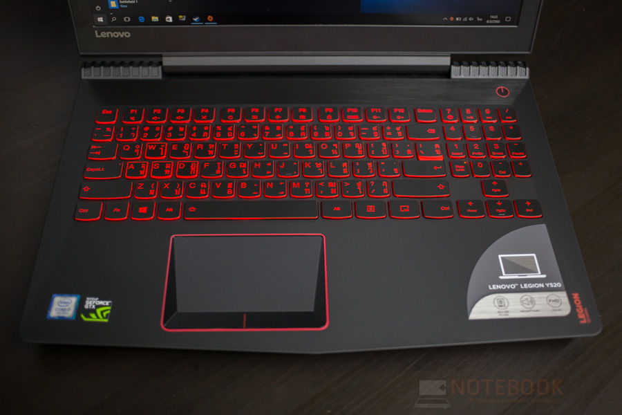 Lenovo Legion Y520 Review-41