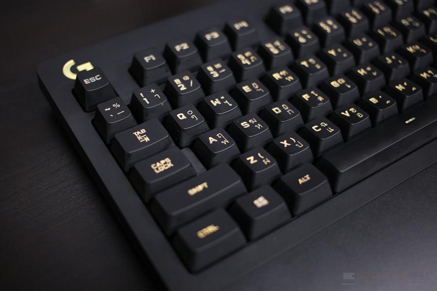 Logitech G213 Prodigy RGB Gaming Keyboard-17