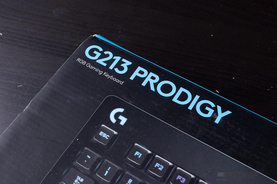Logitech G213 Prodigy RGB Gaming Keyboard-2