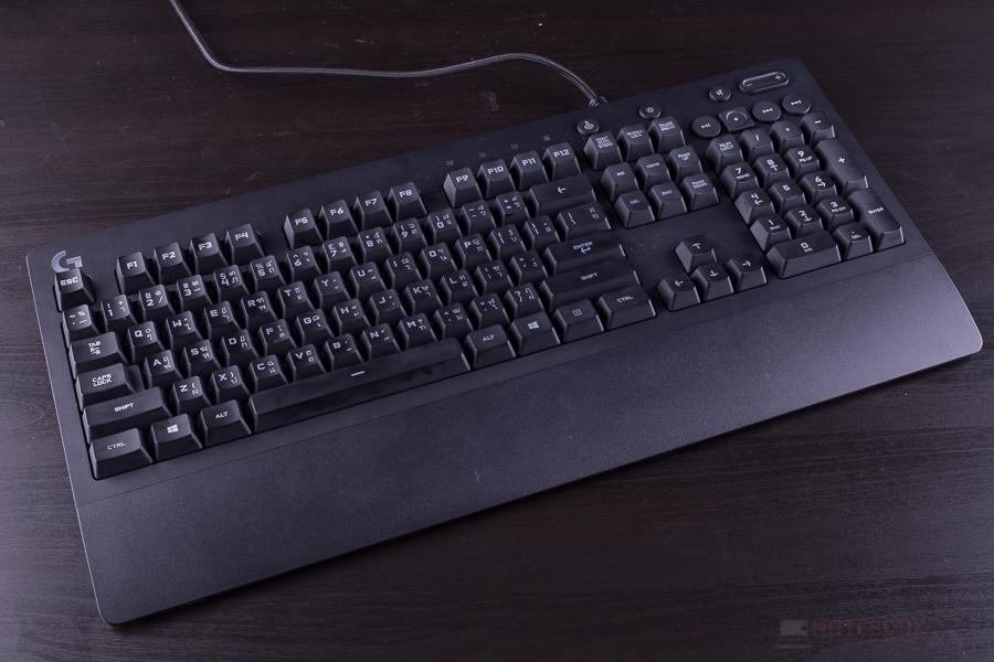 Logitech G213 Prodigy RGB Gaming Keyboard-3