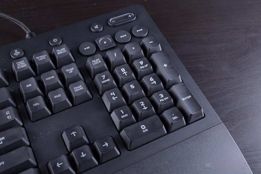 Logitech G213 Prodigy RGB Gaming Keyboard-4
