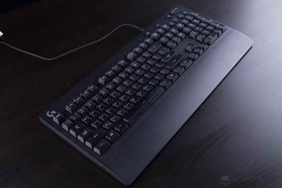 Logitech G213 Prodigy RGB Gaming Keyboard-6