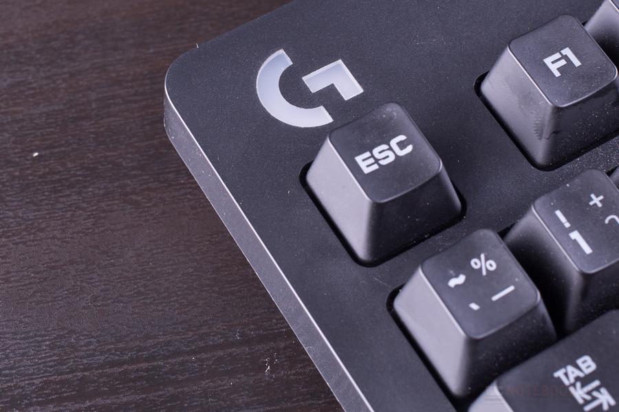 Logitech G213 Prodigy RGB Gaming Keyboard-7