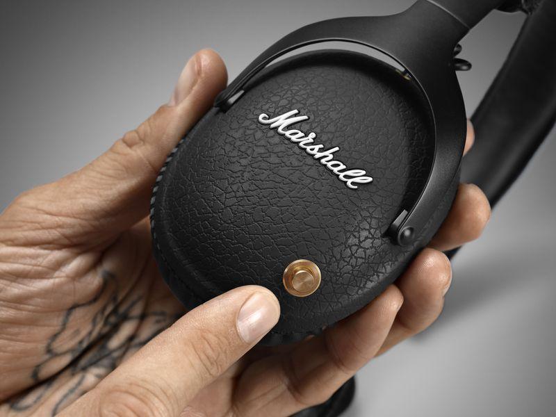 Marshall Monitor Bluetooth 600 02