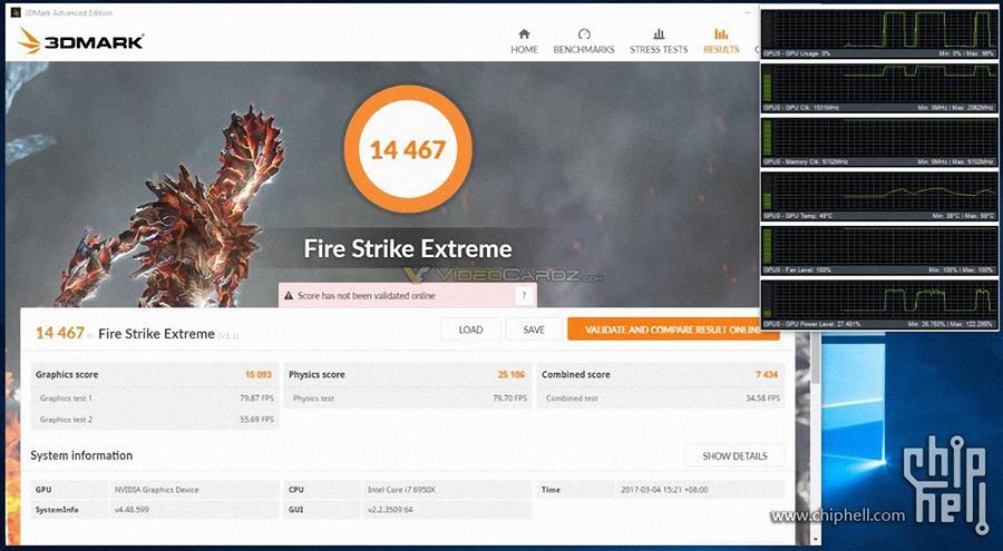 NVIDIA-GTX-1080-Ti-Fire-Strike-Extreme-OC (Custom)