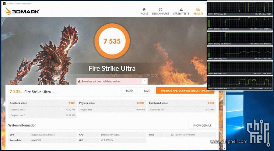 NVIDIA-GTX-1080-Ti-Fire-Strike-Ultra-OC (Custom)