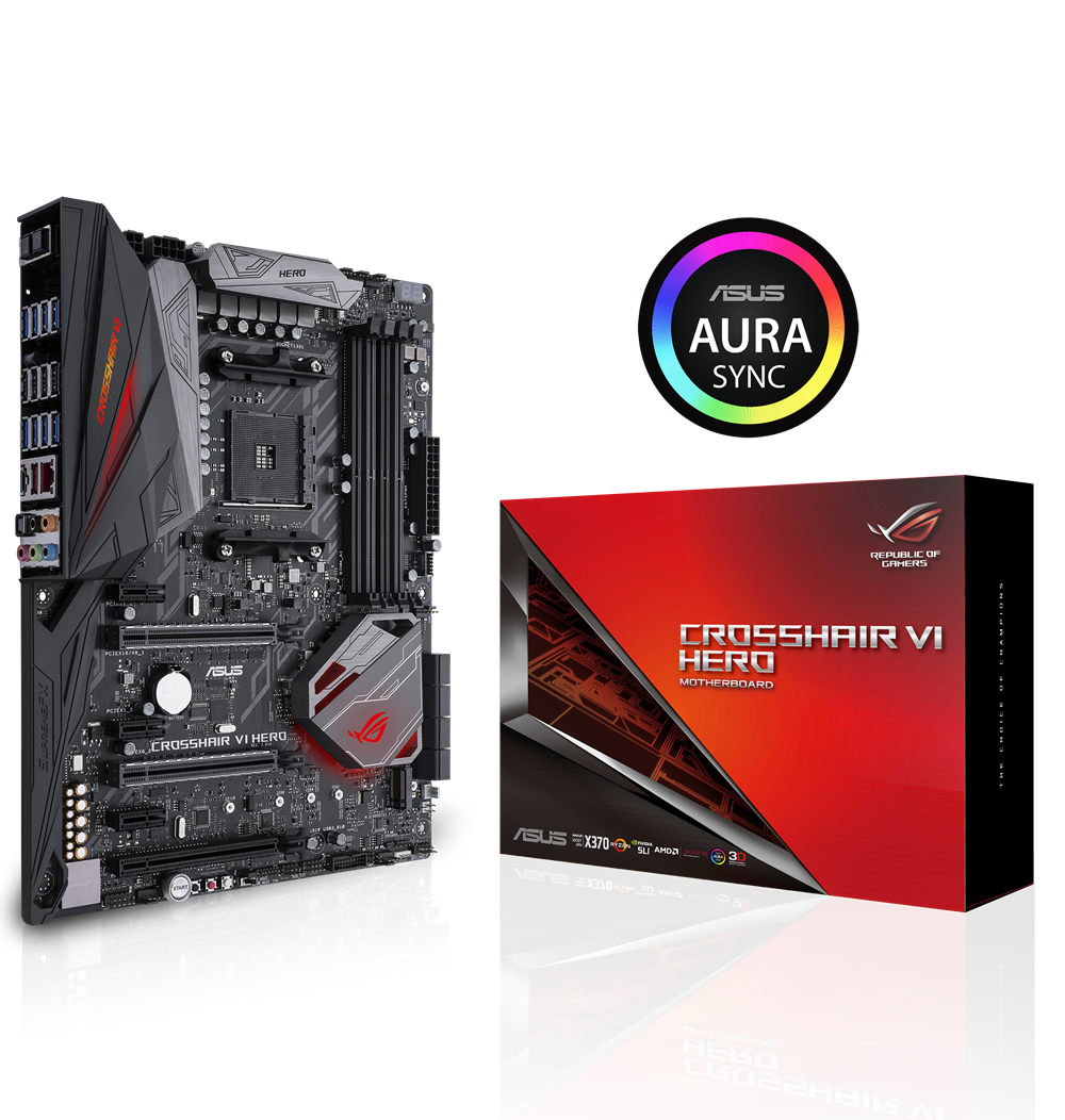 ROG Crosshair VI HERO_MB+box (aura logo)