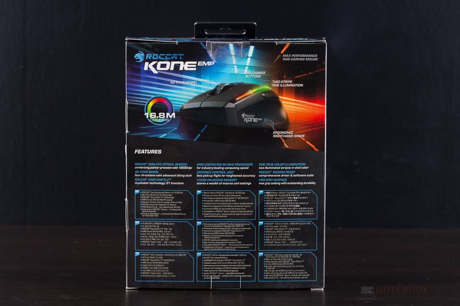 Roccat Kone EMP-3
