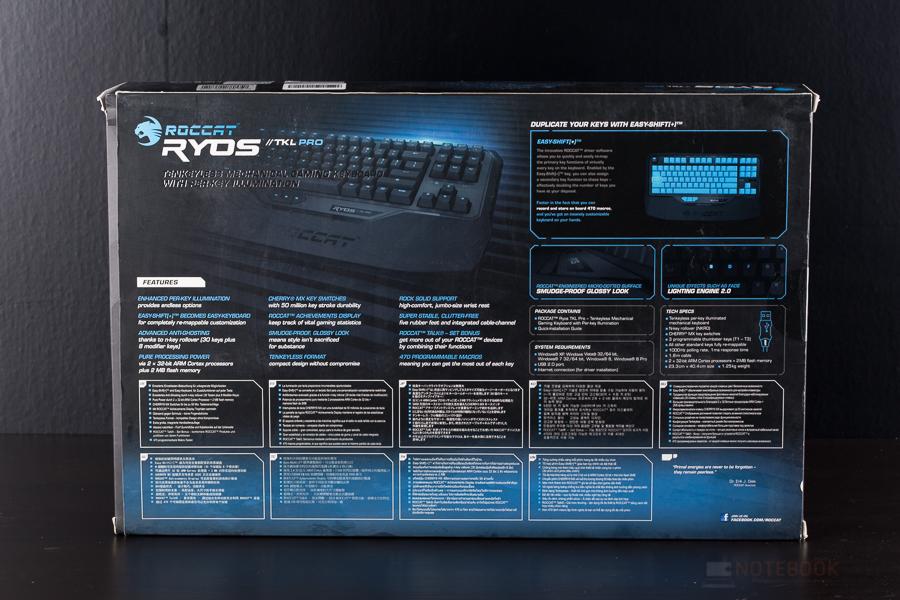 Roccat RYOS TKL PRO-2
