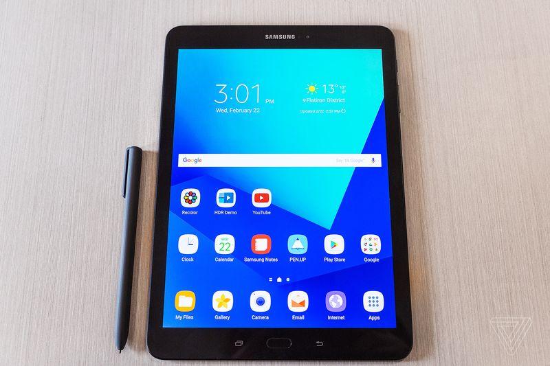 Samsung Galaxy Tab S3 600 03
