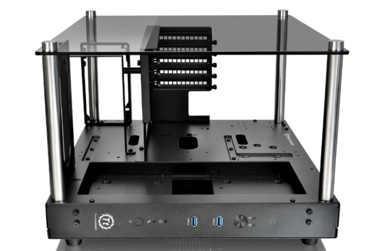 Thermaltake Core P1 mITX Chassis 600 01