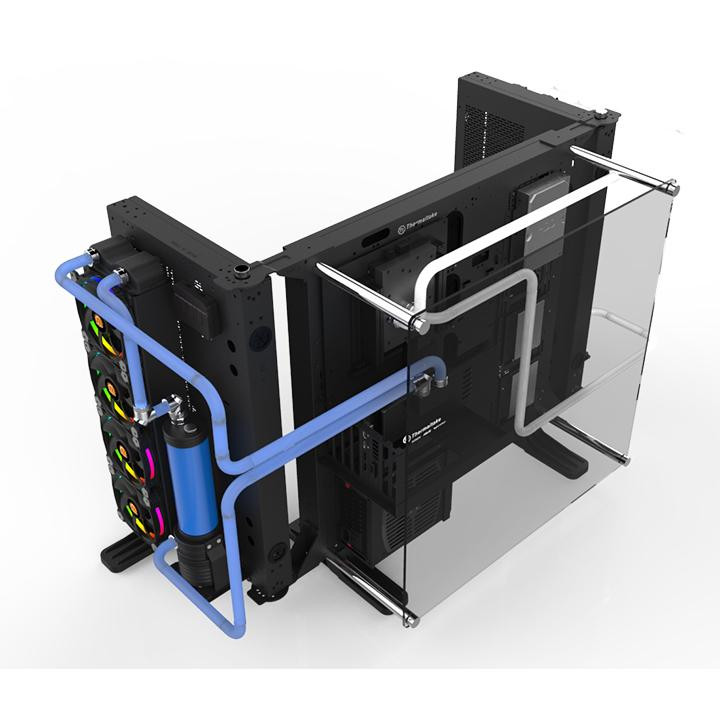 Thermaltake Core P7 Tempered Glass Chassis 600 02