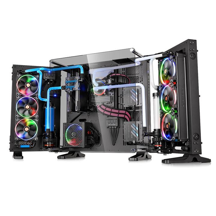Thermaltake Core P7 Tempered Glass Chassis 600 04