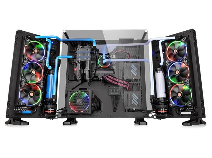 Thermaltake Core P7 Tempered Glass Chassis 600 05